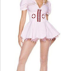 LEG AVENUE Sponge bath Betty Halloween costume